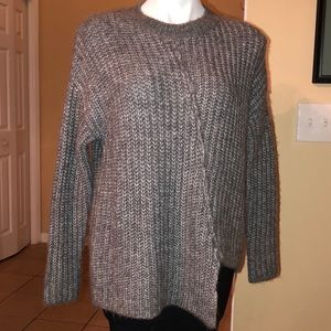 For The Republic Small Grey Sweater